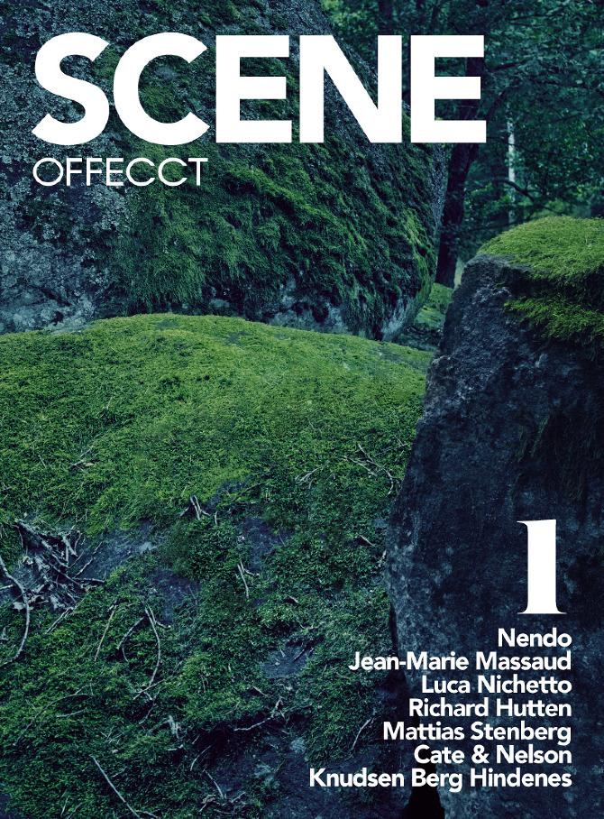 Scene magazine 1 offecct sweden a design for Swedish design magazine