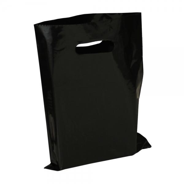 12 april 2013 m o o d for Plastic t shirt bag