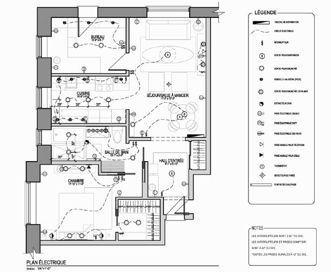 plan electrique salle de bain 28 images photo plan